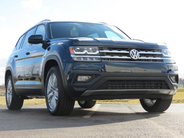 New 2019 Volkswagen Atlas V6 SE with Technology and 4MOTION® AWD