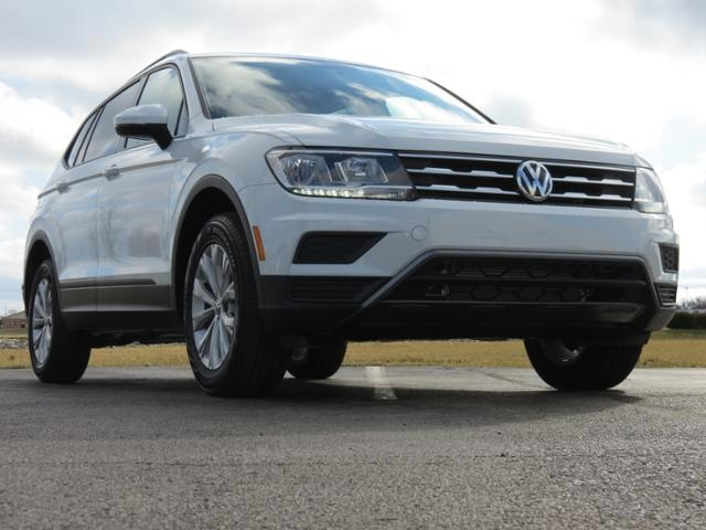 New 2019 Volkswagen Tiguan S With 4motion 4d Sport Utility In