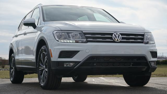 New 2019 Volkswagen Tiguan 2.0T SEL 4MOTION AWD