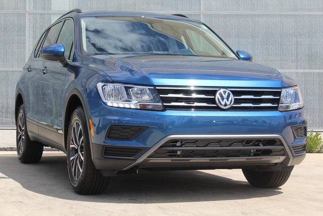 2019 Tiguan 2.0T S with 4MOTION® - Automatic Transmission