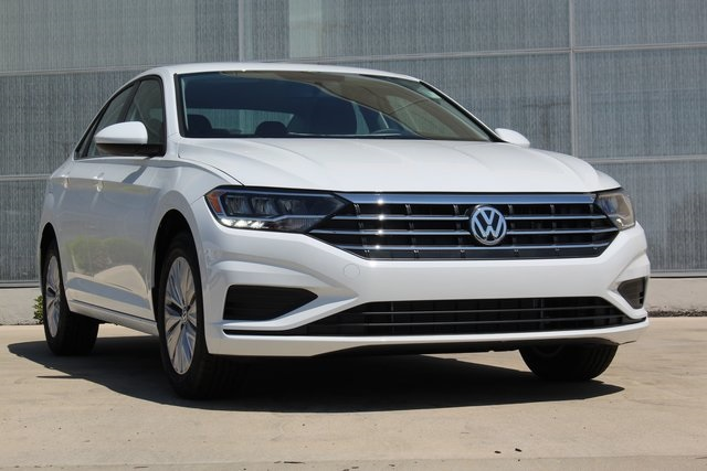 2019 Jetta S - Manual Transmission